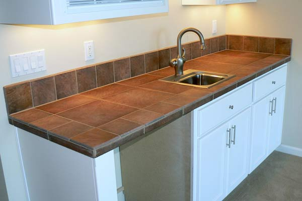 Source: Granite Tile Kitchen Countertop